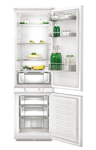 Scholtes RCB 31 AA Incasso 255L A+ Acciaio inossidabile, Bianco frigorifero con congelatore