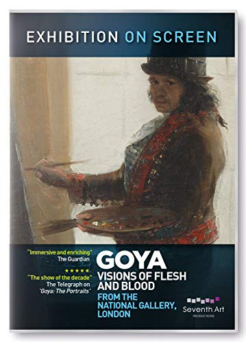 Goya : visions of flesh and blood from the national gallery, london [Reino Unido] [DVD]