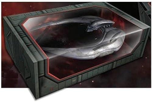 barato Moebius 1 32 32 32 - Battle Star Galactica Prebuilt - Cylon Raider  tienda de venta