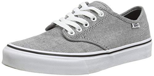 Vans Damen Camden Stripe Classic Sneaker, Schwarz ((Summer Canvas) Black Vv9), 38 EU