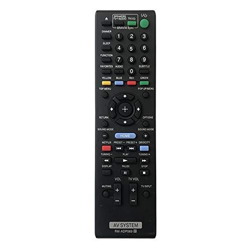 Miwaimao Remote Control For Sony AV RM-ADP089 RM-ADP090 HBD-E2100 HBD-E3100 DBD-E3100 HBD-E580...