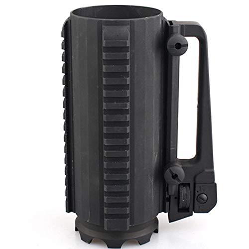 Paintball Equipment Taktische Tasse Multifunktion Aluminium Abnehmbar Tasse Becher