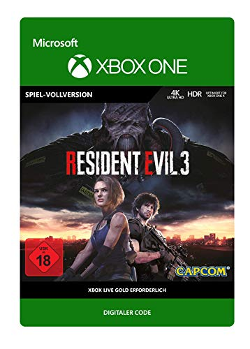 Resident Evil 3 Standard Edition   Xbox One - Download Code
