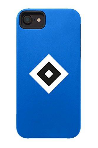 Hamburger SV Case - Vorstopper - Schutzhülle mit zertifiziertem Sturzschutz Passend Für Apple iPhone 8 Und iPhone 7