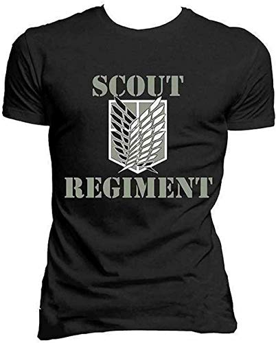 Scout Regiment- Mens T-Shirt