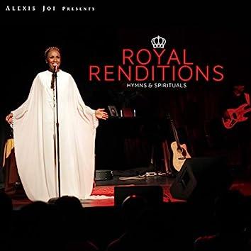 Royal Renditions (Hymns & Spirituals)