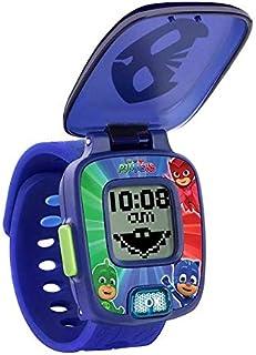 ساعة تعليمية سوبر كات بوي من في تيك بقناع بي جي، لون أزرق