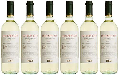 Bigi Est! Est!! Est!!! di Montefiascone DOC Weißwein trocken (6 x 0.75 l)