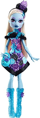 Mattel Monster High FDF12, Abbey Fiesta, Vestidos y Accesorios para muñecas