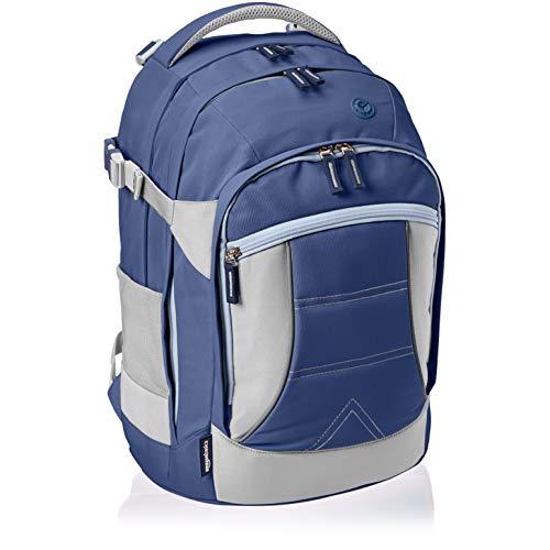 AmazonBasics - Ergonomischer Rucksack (Marineblau, 30 Liter)