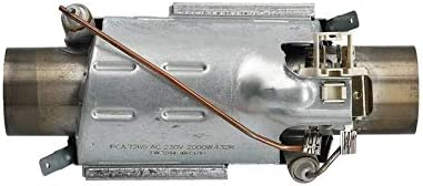 Calentador de agua instantáneo para lavavajillas para AEG Electrolux 50297618006 230V