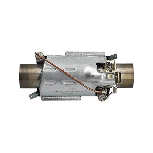 Calentador de agua instantaneo para lavavajillas para AEG Electrolux 50297618006 230V
