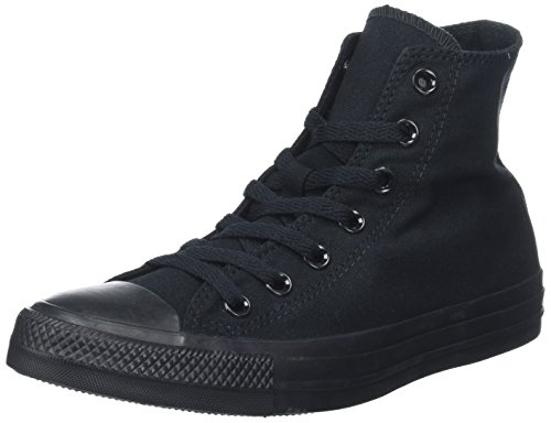 Converse Converse Sneakers Chuck Taylor All Star M3310, Unisex-Erwachsene Hohe Sneakers, Schwarz (Black Mono), 36,5 EU