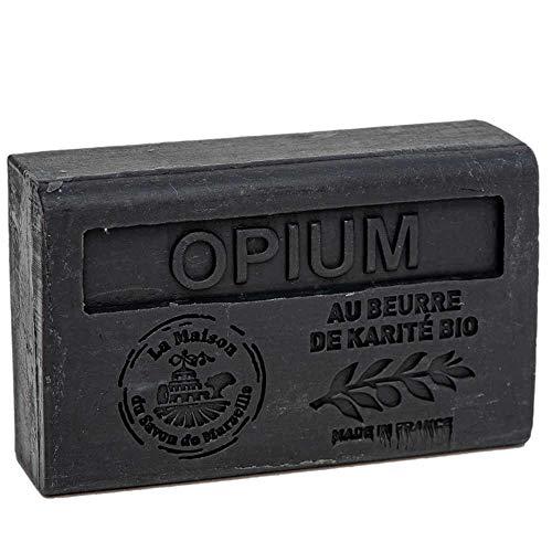 Seife Opium mit Sheabutter 125 g - Maison du Savon de Marseille