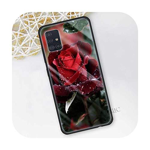 Phonecase - Carcasa para Samsung Galaxy A51 A71 5G A50 A70 A10 A01 A21S A41 A30 A31 A40 M21 M31 Phone Shell - Carcasa para Samsung A51 5G