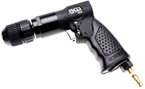 BGS 8852 | Druckluft-Bohrmaschine mit 10 mm Schnellspann-Bohrfutter