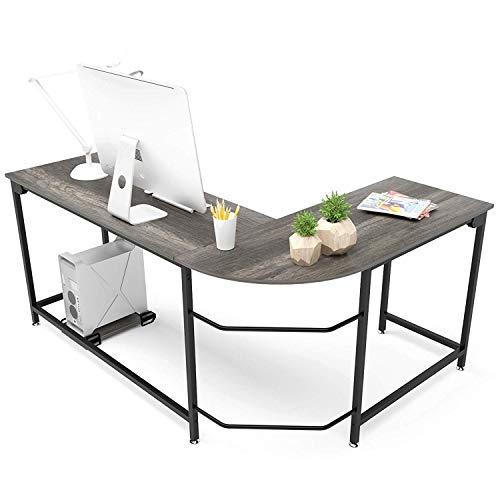 Computer Desk - CrazyLynX Corner Desk PC...