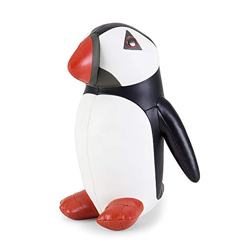 Zuny Puffin Animal Bookend by