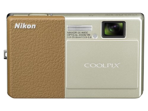 Check Out This Nikon Digital Camera COOLPIX COOLPIX S70 (Brown) S70LBR - International Version