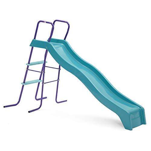 Plum 27613 Outdoor Slide for Children, Purple, 186 x 80 x 120 cm