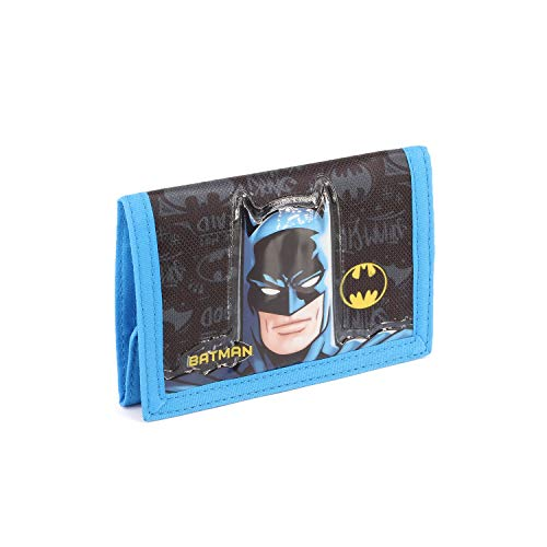 Karactermania Batman Knight-Wallet Münzbörse, 12 cm, Mehrfarbig (Multicolour)
