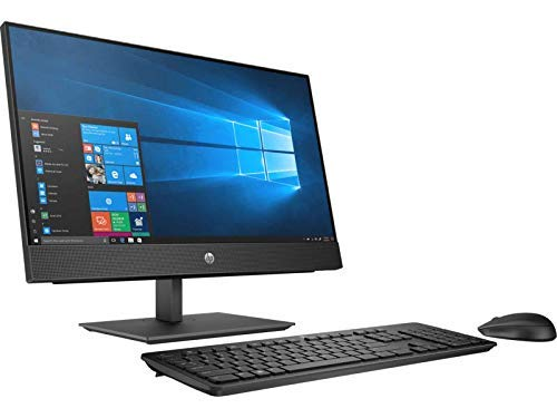 HP AIO 400 G5(Core i3 9th Gen/4GB/1TB/ 20inch/Win10) 9SV84PA Black