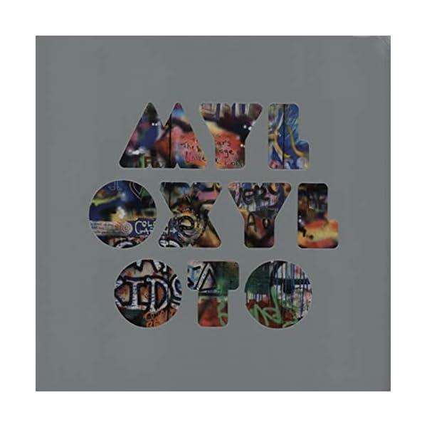 vinile Mylo Xyloto album coldplay