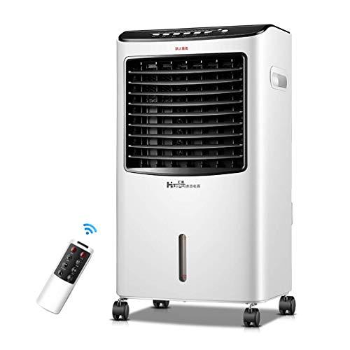 AC-Cooling Refroidissement Unités Ventilateur de industriel télécommandé 4 en 1 avec système de chauffage par ventilateur, humidificateur et purificateur d