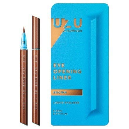 UZU(ウズ)『アイオープニングライナー(Brown)』
