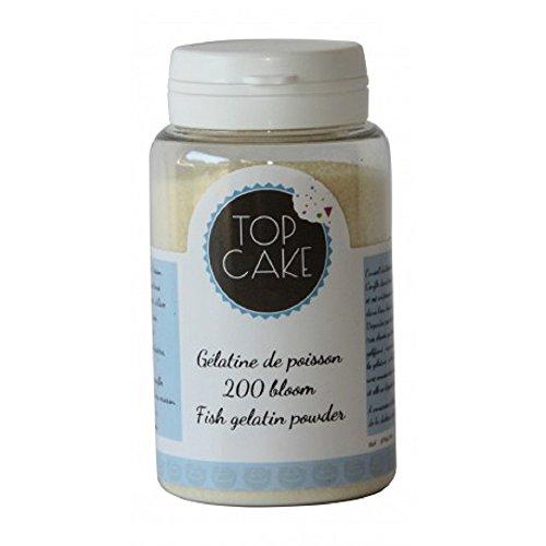 TopCake bloom-200 - Gelatina de pescado en polvo
