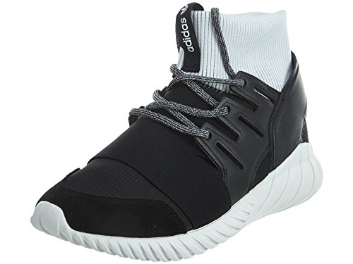 Adidas Originals Tubular Doom Sock OK Laufschuhe für Herren, Schwarz (Core Black/Footwear White), 43 EU
