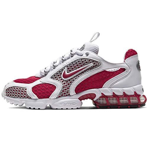Nike Air Zoom Spiridon Cage 2, Walking Shoe Womens, Rojo, 42 EU