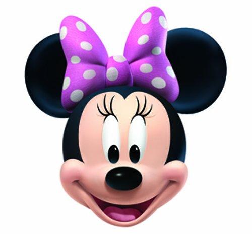 Star Cutouts bedrukt gezichtsmasker van Minnie Mouse