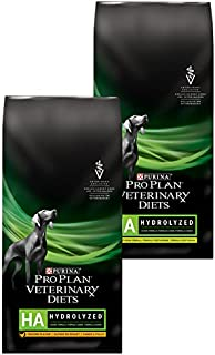 Purina Pro Plan Veterinary Diets HA Hydrolyzed Formula Chicken Flavor Dry Dog Food 16.5 lb