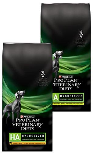 Purina Pro Plan Veterinary Diets HA Hydrolyzed Formula Chicken Flavor Dry Dog Food 16.5 lb
