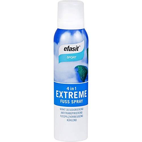 EFASIT SPORT 4in1 extreme Fußspray 150 ml