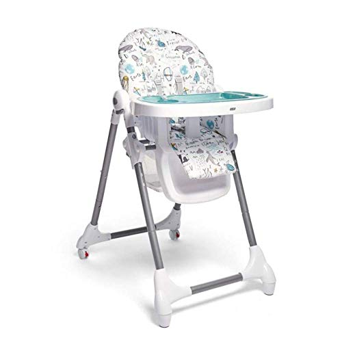 Mamas and Papas Snax Highchair - Happy Planet - 115254000