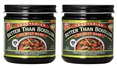 Better Than Bouillon Caldo, no carne, vegetariano Base, 8 (paquete 2)