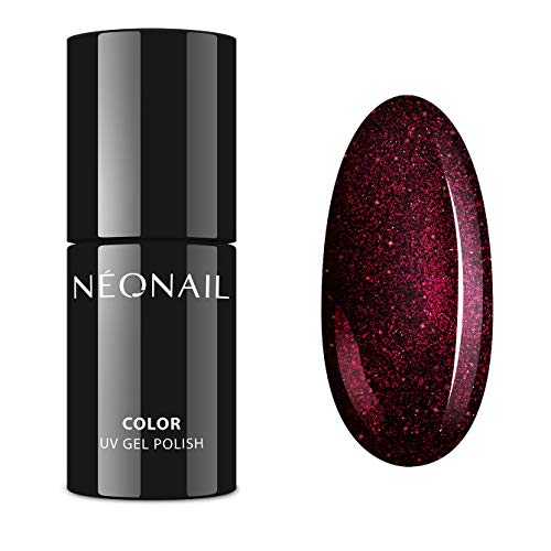 NEONAIL UV Nagellack 7,2 ml - Super Powers - UV Lack Gel Polish Soak off Nagellack UV Gel LED Polish Lack Shellac (8189-7 Shining Joy)