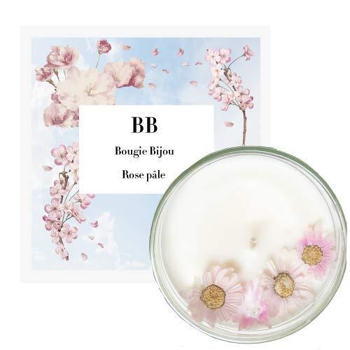 Bougie Bijou Kaars Sieraden – Kaars met een Ontwerper Sieraden Binnen – 24 Karaat Gouden Ketting – Kersenbloesem Geurende Kaars – Natuurlijke Soja Wax