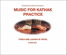 Music for Kathak Practice: Theka and Lahara in Tintal
