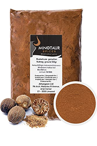Athangeon Ltd -  Minotaur Spices |
