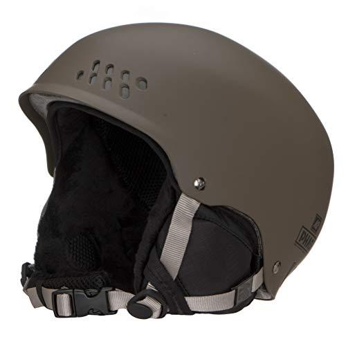 K2 Skis Herren Skihelm PHASE PRO green M 10B4000.3.2.M Snowboard Snowboardhelm Kopfschutz Protektor