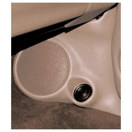 Q Logic Q Forms 6.5 Kick Panel Component Speaker Enclosures for Dodge Dakota