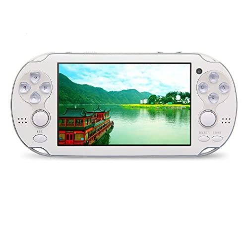 CZT 4,3 pollici 8 GB doppio joystick console di gioco portatile costruire in 2000 giochi console per videogiochi il gioco può essere archiviato supporta più simulatori mp3/mp4 USCITA TV