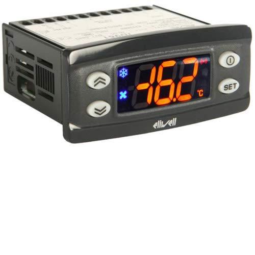 Controlador digital termostato ELIWELL EWPlus 961 220V. Refrigeración