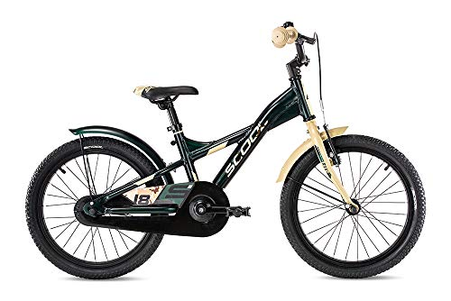 S'Cool XXlite Alloy 18R 1S Kinder Mountain Bike (18