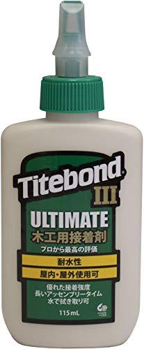 タイトボンド(Titebond)『タイトボンドIII アルティメット(0037083714227)』