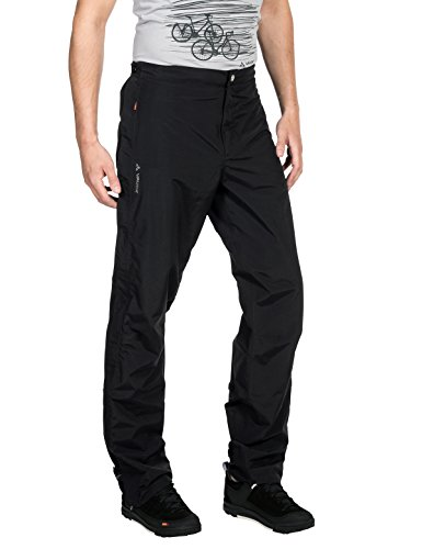 VAUDE heren broek Yaras Rain Zip Pants II