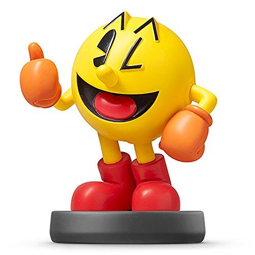 Amiibo Pac Man Super Smash Bros. series Ver.